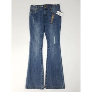 NWT Kut From The Kloth Chrissy Petite Flare Jean